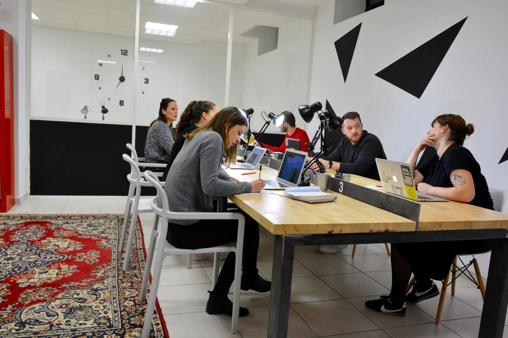 Square Cocoon Coworking Montpellier
