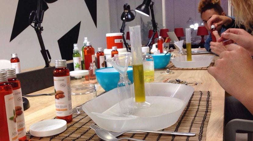 Coworking Montpellier Square Cocoon DIY Cosmétiques