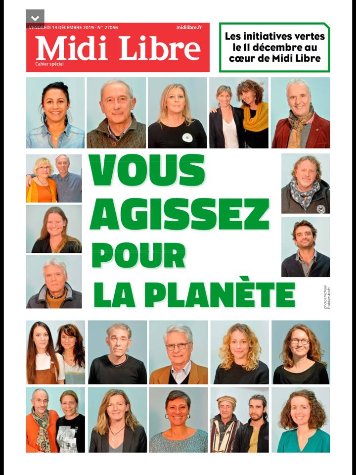 Journée des initiatives vertes à Midi Libre