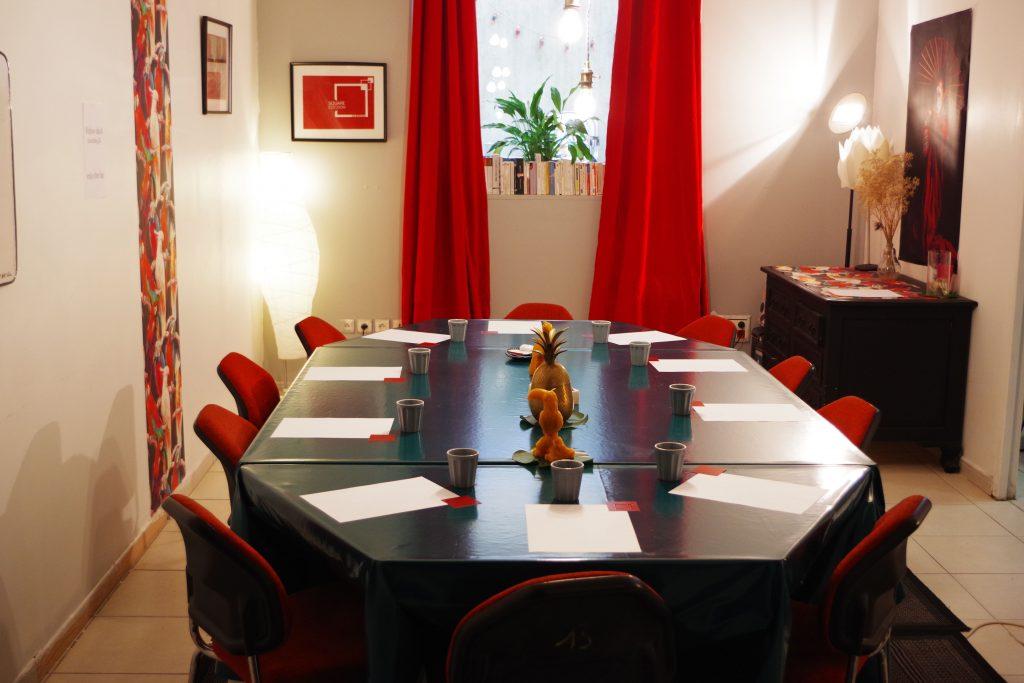 Salle de réunion-Montpellier-formation